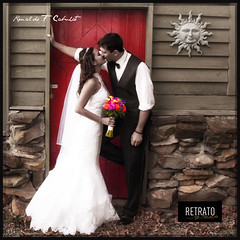 Can't Help Falling In Love (Ronaldo F Cabuhat) Tags: travel wedding red vacation ny newyork canon photography kiss portraiture schoharie weddingportrait schohariecounty canthelpfallinginlove canoneos5dmarkii cabuhat middleburghnewyork