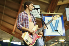 Kenny Vasoli of Vacationer (Julia Rose Photography) Tags: rockthevote vacationer kennyvasoli