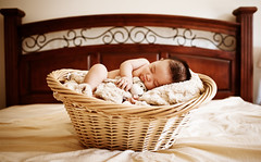 baby6 (isam250) Tags: new baby cute asian born basket chubby warmtones