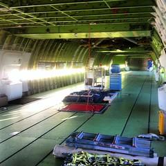 Inside #NASA905 #Endeavour #NASASocial #SpotTheShuttle #SpotJohnYembrick