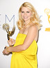 Claire Danes 64th Annual Primetime Emmy Awards, held at Nokia Theatre L.A. Live