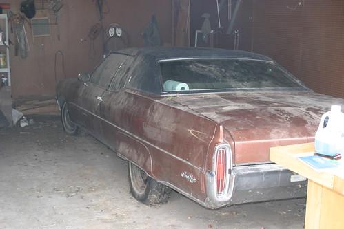 1971 Oldsmobile Ninety Eight 2 Door Hardtop