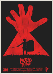 Phrame Designs - Poster MadridTerror (Phrame!) Tags: madrid sculpture espaa motion art film digital speed painting poster demo photography design video spain artwork graphics media paint artist graphic drawing paintings creative drawings animation terror designs pelicula hiphop editing editor 12 rap draw manifestacion diseo mariano dias revolucion rajoy policia emilio cartel reel grafico politica rojas politicos agresion 25s corrupcion speedart antidisturbios vivelo 26s freshmakers phrame antidisturbio 12dias phramedesigns madridterror videoartvisualartform fineartliterarygenre