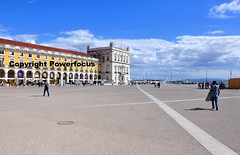 Praça do Comércio, Lisboa (powerfocusfotografie) Tags: city history portugal square lisboa lisbon henk praçadocomércio nikond90 powerfocusfotografie mygearandme