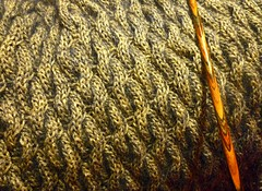 Knitting ...golden textures! (sifis) Tags: leica texture wool shop knitting pattern knit cable merino athens yarn greece mohair needles sakalak mallia σακαλακ μαλλια πλέκω βελόνεσ