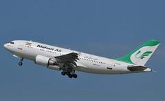 W5 A310 F-OJHH (PlaneSnapper) Tags: air airbus dusseldorf w5 mahan dus a310 fojhh a3103