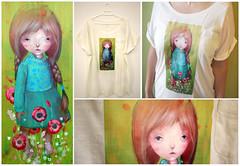 Camiseta (MiguelBethencourt) Tags: art shirt illustration arte tshirt infantil draw dibujo camiseta camisa ilustracin ttshirt