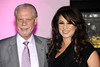 David Gold and Jacqueline Gold, The Inspiration Awards For Women 2012 held at Cadogan Hall - London, England