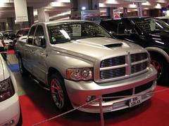 Dodge RAM SRT10 (Fido_le_muet) Tags: auto show paris de 10 dodge salon motor ram 2012 mondial srt srt10 lautomobile