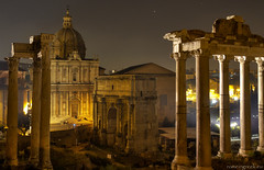 """Notte dei Musei, Campodiglio & Foro Romano • <a style=""""font-size:0.8em;"""" href=""""http://www.flickr.com/photos/89679026@N00/8062755306/"""" target=""""_blank"""">View on Flickr</a>"""