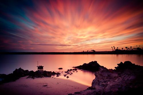 Corona Del Mar Sunset