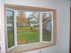 Bay Window Addition