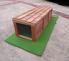 "3-Bin Compost Bin - model • <a style=""font-size:0.8em;"" href=""https://www.flickr.com/photos/87478652@N08/8072761743/"" target=""_blank"">View on Flickr</a>"