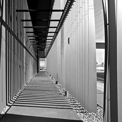 Get out of Vertical Thinking*Explore* (marco ferrarin) Tags: shadow blackandwhite inspiration abstract art japan vertical square artistic creative olympus line squareformat aomori curve inspire omd lateralthinking lateral nebuta em5 verticalthinking warasse nebutahouse
