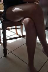 IMG_8951 (legsman37) Tags: legs longlegs leg leggy thighs thigh smooth knees knee sexy seductive tease tan tasty hot girl shortshorts shorts stems daisydukes denim denimshorts jeanshorts crossedlegs crossed