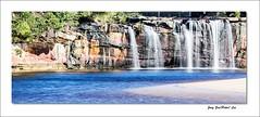 Wattamolla waterfall (jongsoolee5610) Tags: landscape seascape wattamollawaterfall sydney australia waterfall