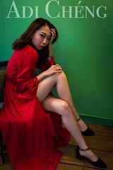 Adi_0012 (Adi Chng) Tags: adichng girl      redgreen