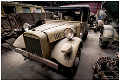 _MTA5648.jpg (Moyse911) Tags: auto usa truck army photo amazing factory fuji tank sam jeep image military picture camion american militaire fou insolite vieux armee oncle urbex amricain hangars xt1 ancetre onclesamurbexauto