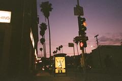 Hollywood (film) (Art by 2wenty) Tags: 2wenty sunsetblvd hollywood sunset film analog analogue ricoh gr1 v gr1v fuji grain