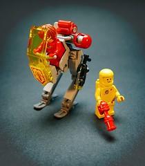 Classic walker (GolPlaysWithLego) Tags: lego moc walker