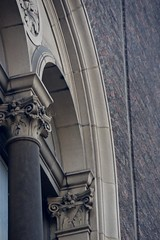 NYC_Mad_921_011 (TNoble2008) Tags: 1916 arch archbiforate architectjamesgamblerogers column materialbrick materialterracotta medallion ornament pilaster stylecomposite stylecompositevariant stylecorinthian tympanum typeurban windowbiforate