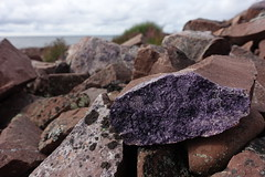 DSC04484 (The Man-Machine) Tags: amethyst stone rock rocks