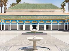 Bahia Palace (Justin Braunsdorf) Tags: travel marrakesh morocco africa bahiapalace nikond40 nikkor35mmf18afs