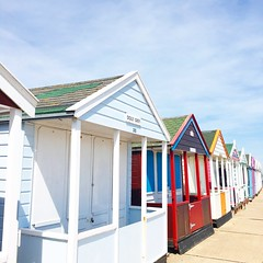 Southwold (Lucy Loves Ya Blog) Tags: seaside beachhuts
