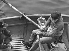 Valparaiso (Robert Borden) Tags: chile valparaiso boat fishermen water coast iphone travel fromabove