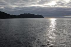 Evening light at Raoul Island (cathm2) Tags: newzealand kermadecs raoul island sea water light travel clouds evening