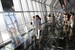 The 100th floor observatory - Light Fantastic  - Sunday 27th May 2012 (Barry Zee) Tags: swfc shanghai china