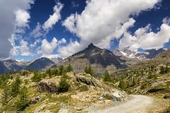 La strada verso Sasso Moro (cesco.pb) Tags: valmalenco valtellina lombardia montagna mountains sassomoro italia italy canon canoneos60d tamronsp1750mmf28xrdiiivcld