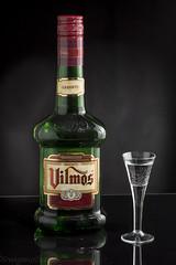 Palinka, hungarian snaps (MGMOLLER) Tags: mgmoller mgmollerdk bottle spirit alcohol glass pentax