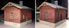 20160824_26 (kudrdima) Tags: 125       oldtime  guardhouse railway railroad russia model scaleg spuriim gaugeg gauge1