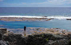 Hikutavake Pools (*Jilltoo) Tags: niue island pacific travel traveldestinations holiday vacation hikutavake pool man coral reef