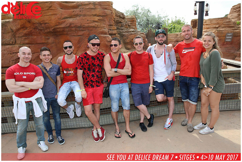 DELICE DREAM 6 - PORTAVENTURA DAY
