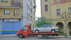 26-09-2016 006 (Jusotil_1943) Tags: 26092016 grua coche auto cars redcars hierro