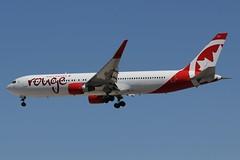 C-FMWQ - LAS (B747GAL) Tags: air canada rouge boeing b767300er las vegas klas cfmwq