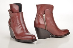 Officine Creative Thelma 004 Ankle Boot / Stiefelette Kalbsleder bordeaux braun (brown) (2) (spera.de) Tags: officine creative thelma 004 ankle boot stiefelette kalbsleder bordeaux braun brown officinecreative damenboots