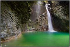 Kozjak (Luciano Silei - sky7) Tags: kozjak kobarid waterfall river lucianosilei canon7d sigma1020mm longexposure cascata