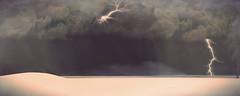 Storm (Lalie Sorbet SL) Tags: galestormretraeat beach plage storm tempte waves vagues sable sand lightening clair sky ciel nuages clouds laliesorbet virtualworld virtuality virtual virtuel virtuallife virtualit sim sl secondlife metaverse