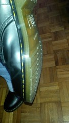 20160703_125311 (rugby#9) Tags: shoe drmartens boots icon size7 docmartens air wair airwair bouncing soles original hole lace dms cushion sole yellow stitching yellowstitching dr comfort cushioned wear feet dm black 1490 docs doctormartenboot indoor footwear jeans 501s 501 levi levis levi501s eyelets doc doctor marten martens 10 boot