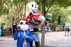 20160903-153749-5D3_8905 (zjernst) Tags: 2016 atlanta brothers characters convention cosplay costume dragoncon overwatch papyrus photoshoot sans skeleton skull undertale videogame