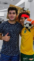 AniManGaki 2016 Day 2 Hangout: 021 (FAT8893) Tags: inazuma eleven mamoru endou mark evans amg2016 animangaki animangaki2016 cosplay malaysia soccer