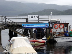 On Loch Lomond, Scotland (vmyk) Tags: lochlomond scotland luss lake boat