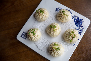 Pan Fried Pork Buns (6 pcs)