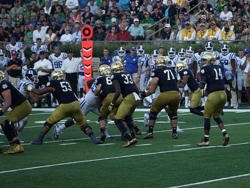 Notre Dame vs. Duke (Football)