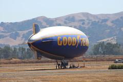 9-17-2016-LVK-Airport-IMG_4495 (aaron_anderer) Tags: lvk airport livermore airplane goodyear blimp lighterthanair helium airship