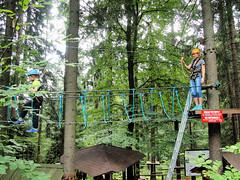 P8234076a (topzdk) Tags: treeclimbing summer 2016 czechrepublic ski slope lanovy park