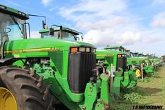 IMG_2314 (lesleydoubleday) Tags: johndeere johndeere50thcelebration tractor langar farming farmmachinery